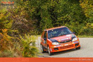 Rally Trofeo ACI Como 2018