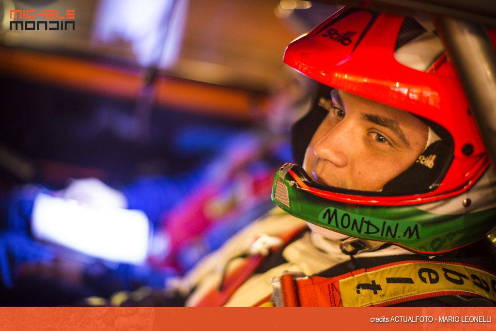 Michele Mondin - Rally Driver